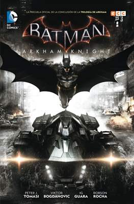 Batman. Arkham Knight - Precuela #1