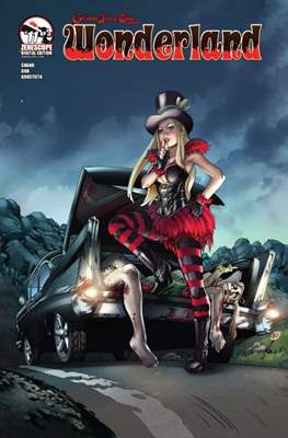 Grimm Fairy Tales presents Wonderland (Comic Book) #11