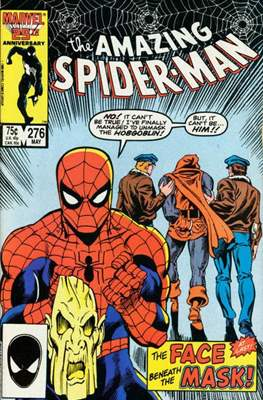 The Amazing Spider-Man Vol. 1 (1963-2007) (Comic-book) #276
