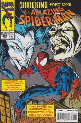 The Amazing Spider-Man Vol. 1 (1963-1998) (Comic-book) #390