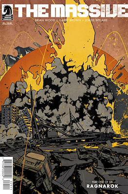 The Massive (Comic Book) #25