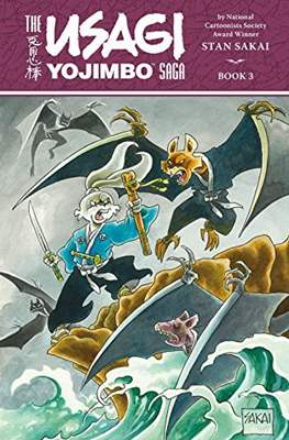 The Usagi Yojimbo Saga #3