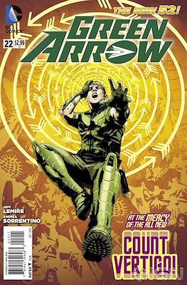 Green Arrow vol. 5 (2011-2016) (Comic-Book) #22