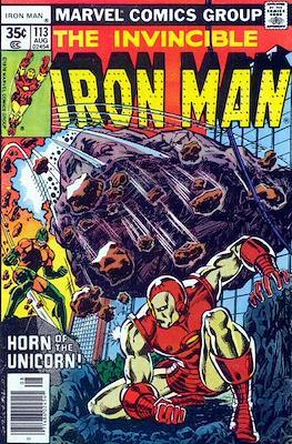 Iron Man Vol. 1 (1968-1996) (Comic book) #113