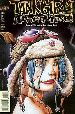 Tank Girl: Apocalypse (Comic Book) #4