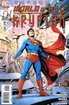 Superman: World of New Krypton (2009-2010) (Grapa) #1