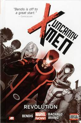 Uncanny X-Men (Vol. 3 2013-2015) (Hardcover 136-168 pp) #1