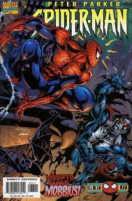 Spider-Man (Vol. 1 1990-2000) (Comic Book) #77
