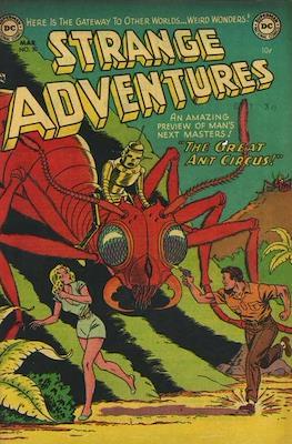 Strange Adventures (Comic Book) #30