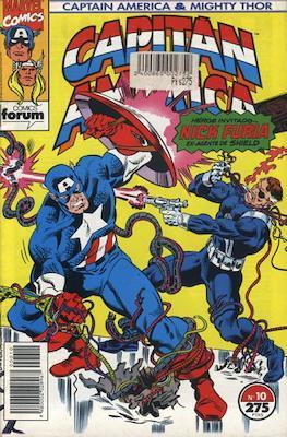 Capitán América & Thor el Poderoso Vol. 2 (1993-1994) (Grapa. 48 páginas.) #10