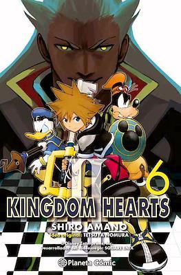 Kingdom Hearts II (Rústica con sobrecubierta) #6