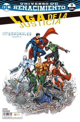 Liga de la Justicia. Nuevo Universo DC / Renacimiento (Grapa) #64/9