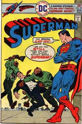 Superman Vol. 1 / Adventures of Superman Vol. 1 (1939-2011) (Comic Book) #297