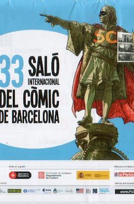 Saló Internacional del Còmic de Barcelona / El tebeo del Saló / Guía del Saló (Grapa) #33.1