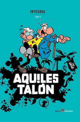 Aquiles Talón (Integral Cartoné, 144 pgs color) #8