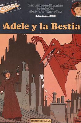 Super Cimoc: Adèle y la Bestia