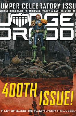 Judge Dredd Megazine Vol. 5 (Grapa) #400