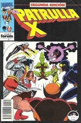La Patrulla X Vol. 1. 2ª edición (1992-1995) (Grapa. 32 páginas.) #31