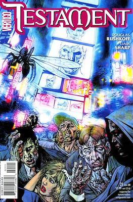 Testament (Comic-Book) #21