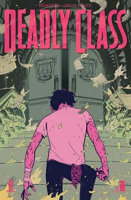 Deadly Class (Comic-book) #38