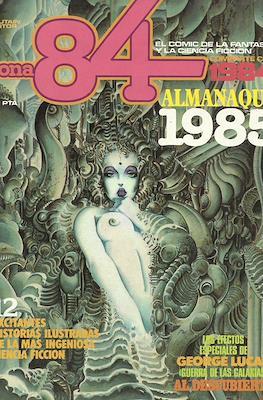 Zona 84 Almanaques (Rústica) #1