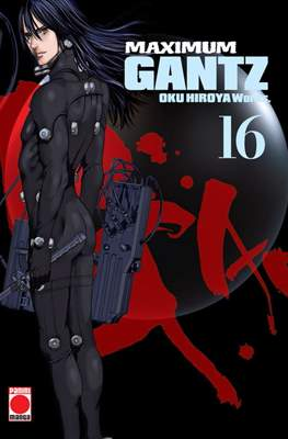 Maximum Gantz #16