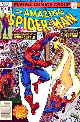 The Amazing Spider-Man Vol. 1 (1963-2007) (Comic-book) #167