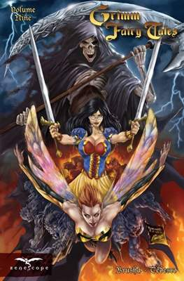 Grimm Fairy Tales #9