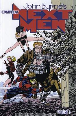 Compleat John Byrne's Next Men