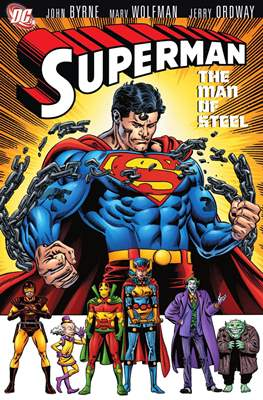 Superman: The Man of Steel (Softcover) #5