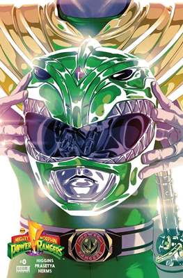 Mighty Morphin Power Rangers #0.8