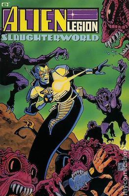 Alien Legion Slaughterworld