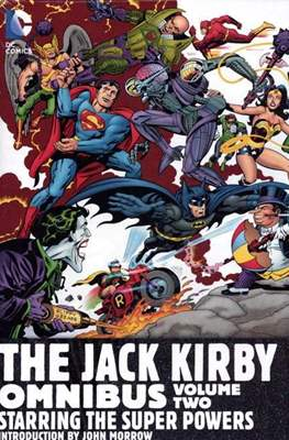 The Jack Kirby Omnibus #2