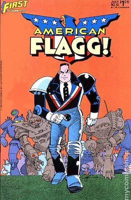 American Flagg! (Comic book) #42