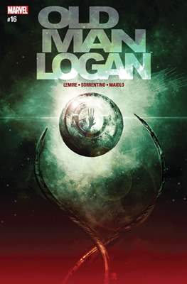 Old Man Logan Vol. 2 (Comic-book) #16