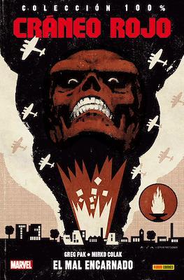 Cráneo Rojo: El Mal Encarnado.100% Marvel