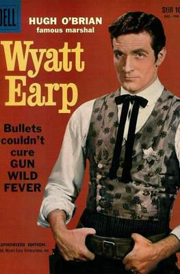 Hugh O'Brian Famous Marshal Wyatt Earp (Comic Book) #5