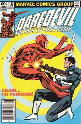 Daredevil Vol. 1 (1964-1998) (Comic Book) #183