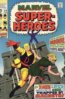 Marvel Super-Heroes (Grapa) #24