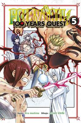 Fairy Tail: 100 Years Quest #5