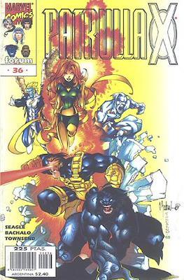 Patrulla-X Vol. 2 (1996-2005) (Grapa) #36