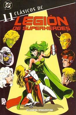 La Legión de Superhéroes. Clásicos DC #11