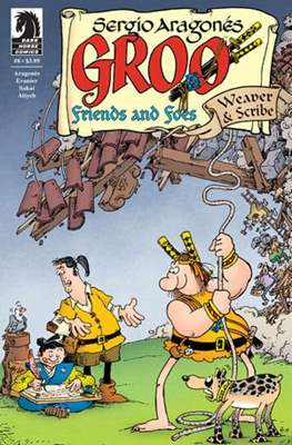 Groo Friends and Foes (2015-2016) (Grapa) #8