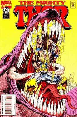 Journey into Mystery / Thor Vol 1 (Comic Book) #487