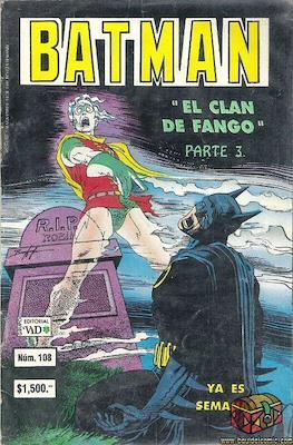 Batman (1987-2002) (Grapa) #108