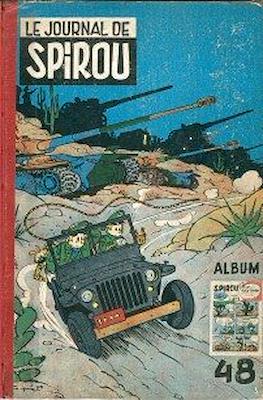 Spirou. Recueil du journal (Cartonné) #48