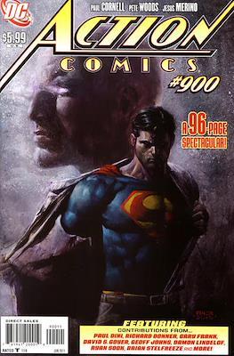 Action Comics Vol. 1 (1938-2011; 2016-) (Comic Book) #900