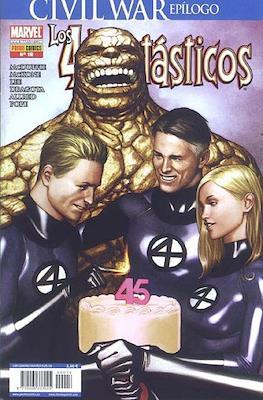 Los 4 Fantásticos Vol. 6 (2006-2007) #18