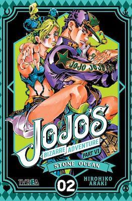 JoJo's Bizarre Adventure - Part VI: Stone Ocean (Rústica) #2