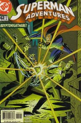 Superman Adventures (Comic-book) #62